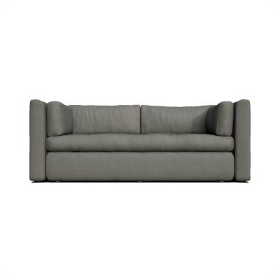 3D rendering sofa front