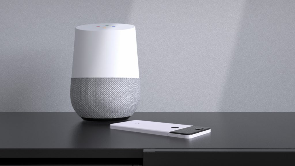 Google products 3d rendering