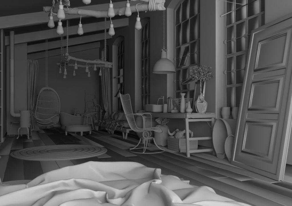 Interior_clay_model