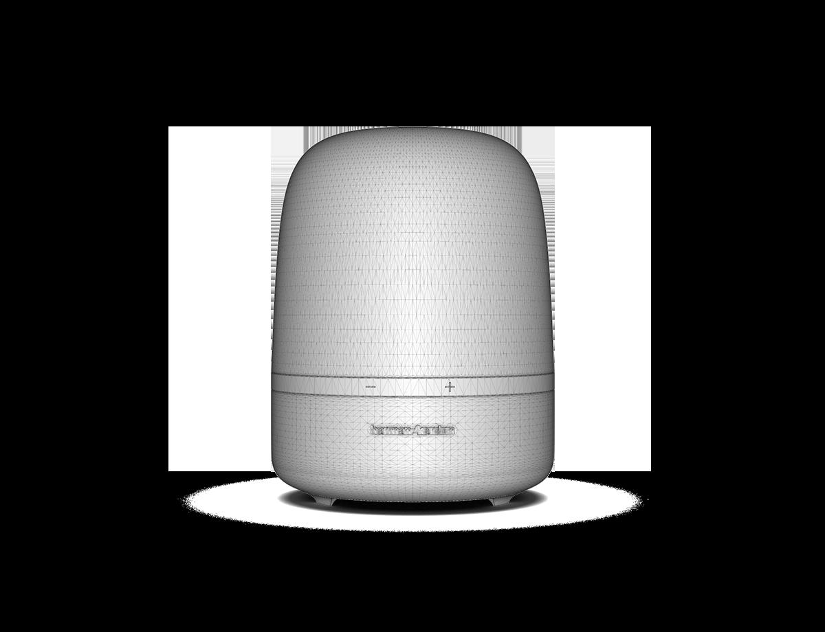 Speaker-3D-Model