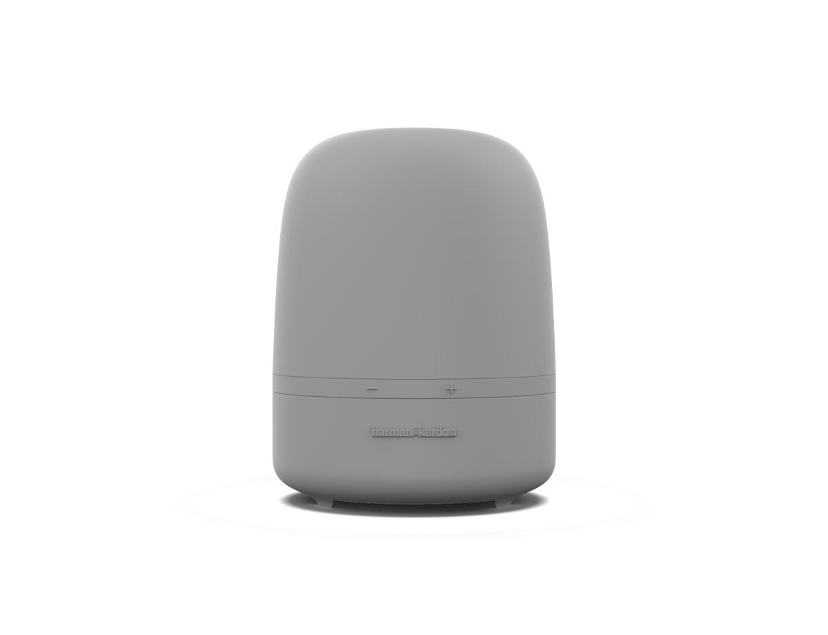 Speaker-Clay-Model