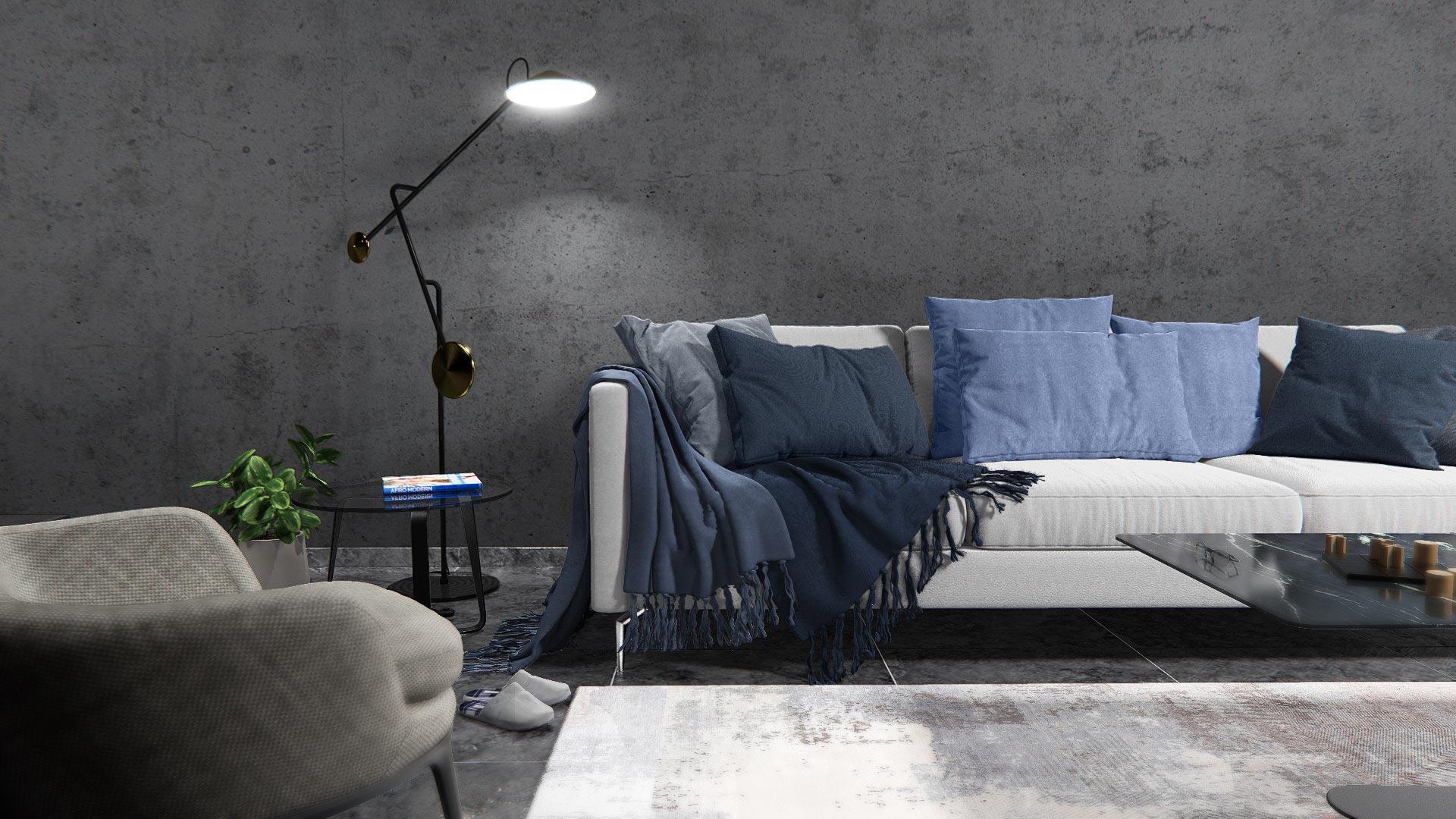 Furniture Lifestyle Visual