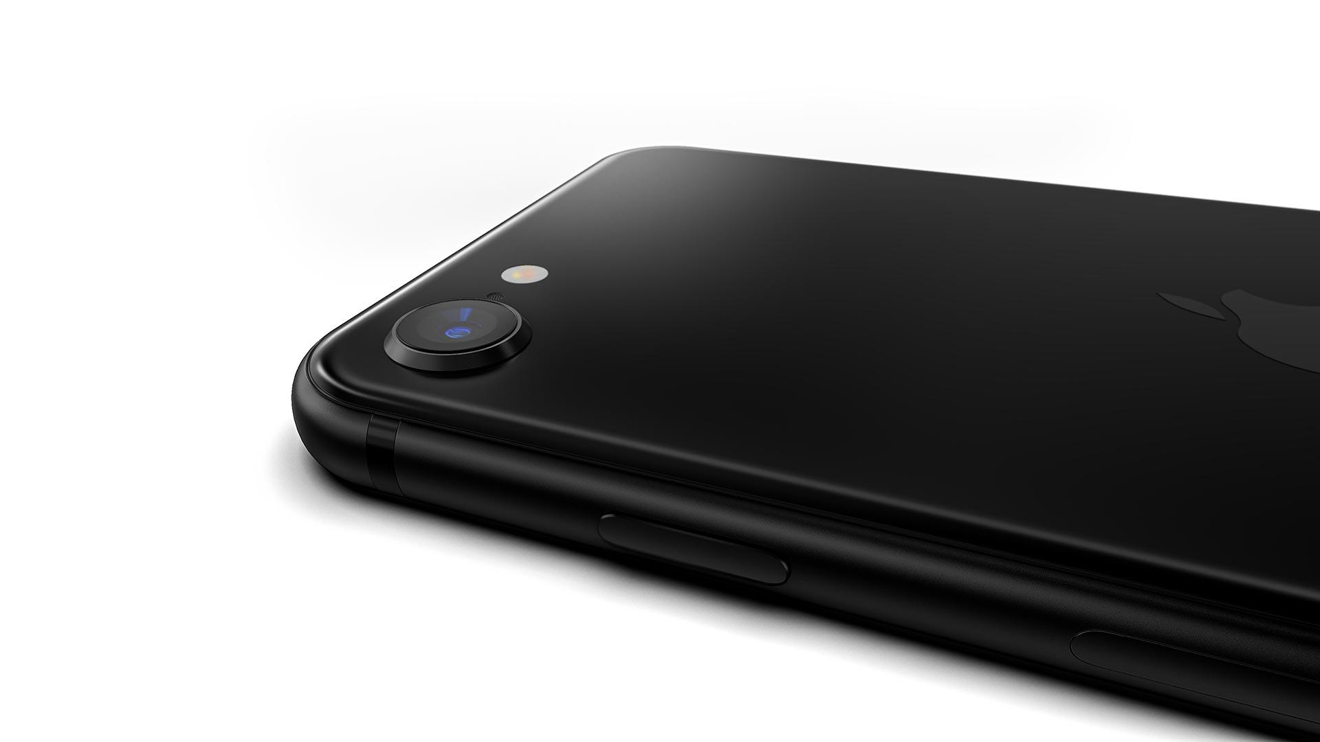 Apple Iphone SE Detailed Close Up Render