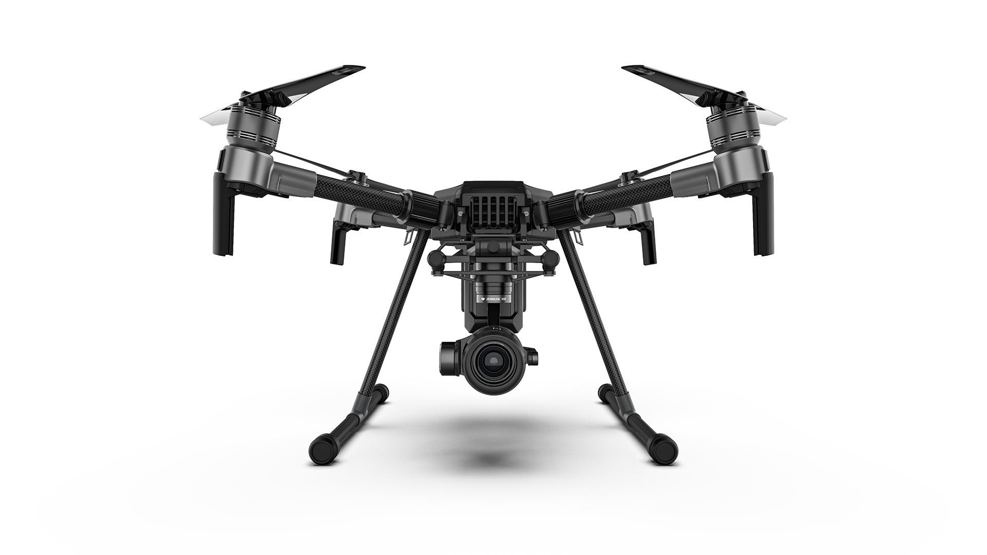 Drone 3D Rendering