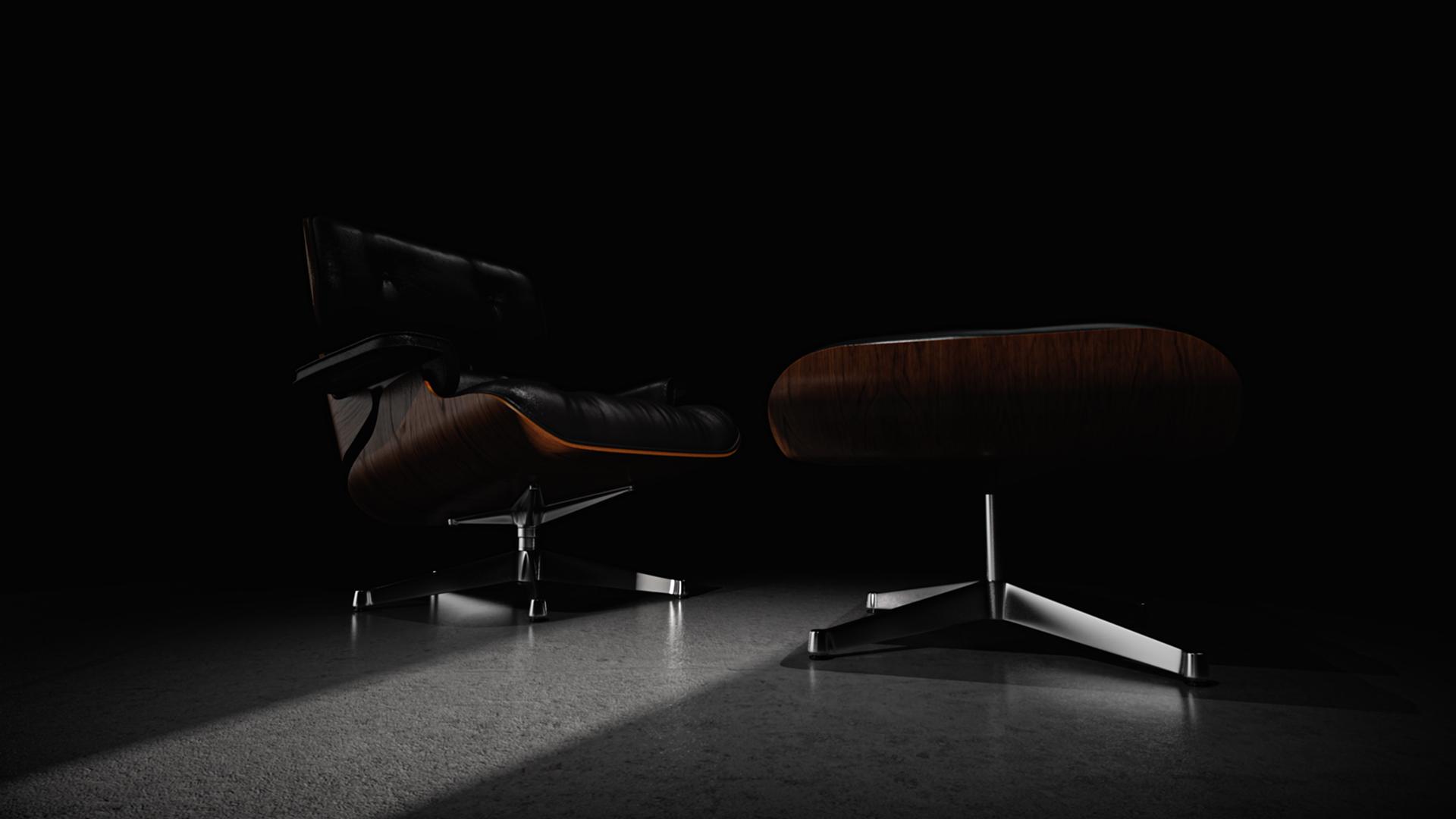 Furniture 3D Render Teaser