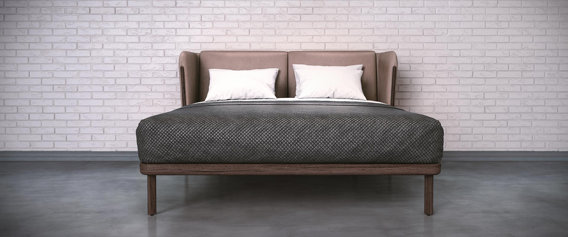 Furniture Render Bed