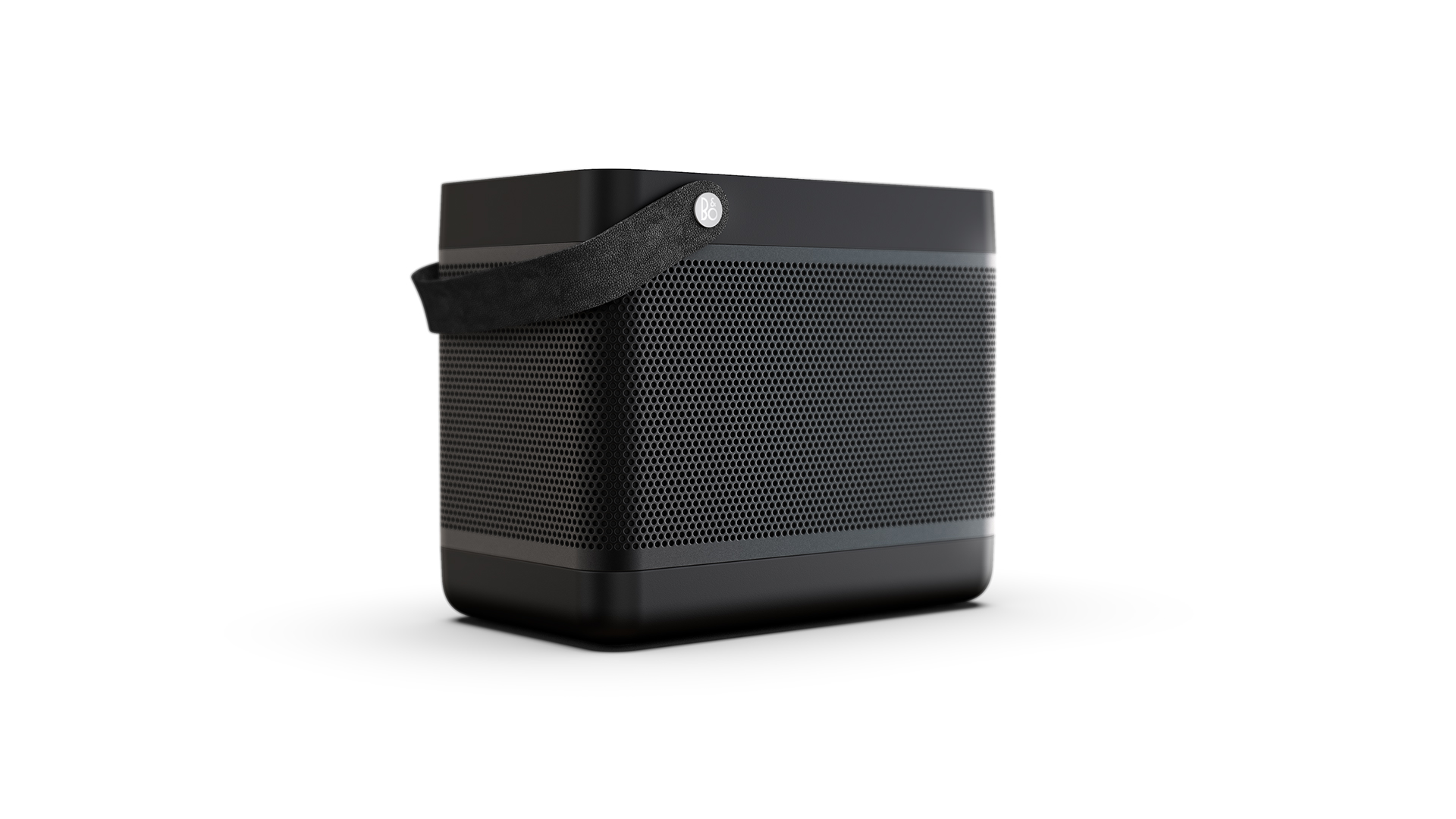 Portable Speaker Studio Render
