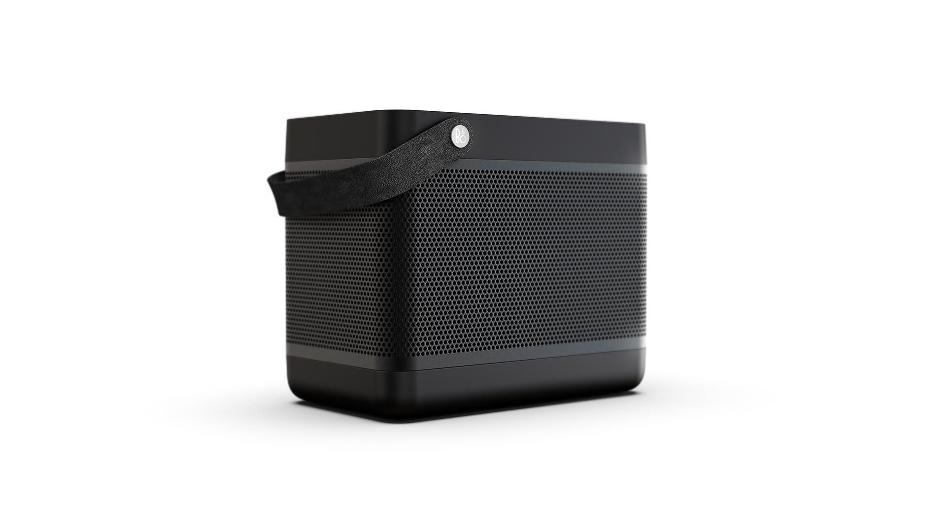 Portable Speaker Studio Render