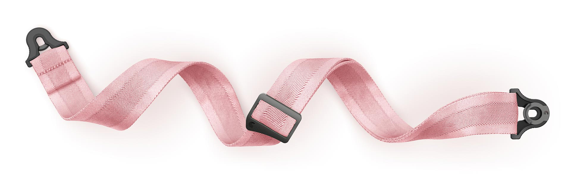 Strap 3D Rendering Pink